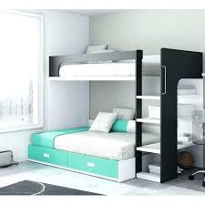 lit superposé avec bureau chambre avec lit superpose pcdc info