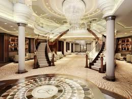 most luxurious home interiors most luxurious cruise ship business insider
