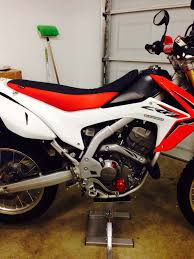 what kind of coolant for the 2014 honda crf250l crf250 l m