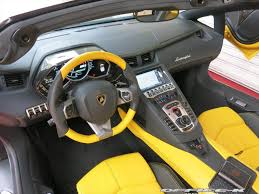 lamborghini aventador roadster yellow office k yellow lamborghini aventador roadster interior details