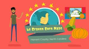 Best Pumpkin Patch Snohomish County by Le Craven Corn Maze Youtube