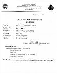 Resume Job Order by Job Vacancy U2013 Land Of The Dreamweavers
