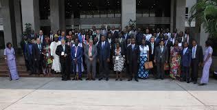 chambre notaires qu ec 10è université du notariat africain une dizaine de pays prennent