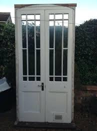 Ebay Patio Doors Original Period Exterior Pine Doors Ebay Exterior