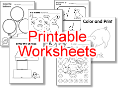 kindergarten worksheets flashcards crafts u0026 activities