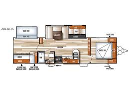 triple bunk travel trailer floor plans salem travel trailer rv sales 14 floorplans