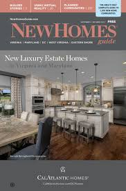 dc new homes guide september october 2017 by dc new homes guide