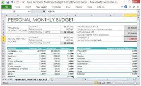 free budget form hitecauto us