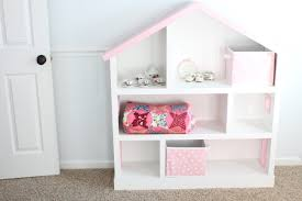 Pink Childrens Bookcase Diy Dollhouse Bookcase I Can Teach My Child