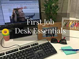 home office necessities first job desk essentials all shook up