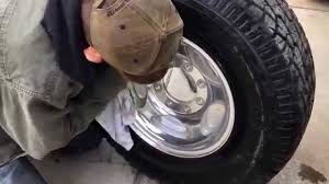 how to paint stock chrome rims black diy youtube