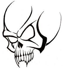 popular design free skull tattoos designs decor ideas