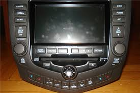 2003 honda accord radio for sale honda accord radio images search