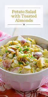 Halloween Diy Ashley U0027s Potato Potato Salad Recipe Toasted Almonds Hallmark Ideas