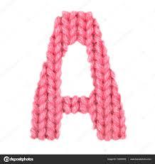 letter a english alphabet color red u2014 stock photo lbrfzhjpf
