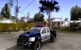 undercover police jeep police ranger for gta san andreas page 1