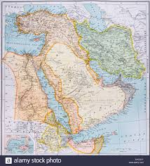 Middle Eastern Map Middle East Map Stock Photos U0026 Middle East Map Stock Images Alamy