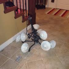 Hton Pendant Light Ceiling Fans Ceiling Chandelier Fan Light Kit Combo Top