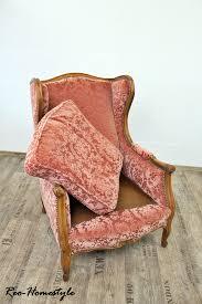 Ebay Chippendale Esszimmer Chippendale Ohrensessel Rot Barock Massiv Antik Alt Sofa Vintage