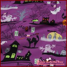 halloween knit fabric fabric panels ebay timeless treasures halloween cats costume