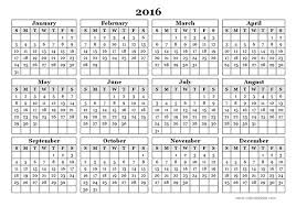 2016 yearly calendar template 09 u2013 free printable templates for