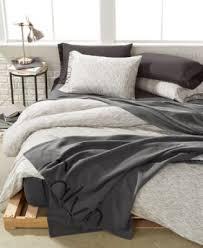 lacoste home cotton washed solid vapor king duvet cover set