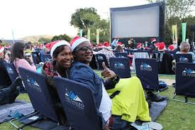 Botanic Gardens Open Air Cinema The Galileo Open Air Cinema Sold Out The Santa Clause