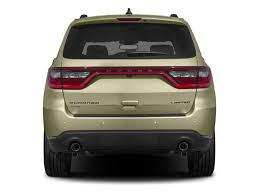 2015 dodge durango price trims options specs photos reviews
