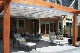 Retractable Shade Pergola by Gimme Shelter U0027 The Shadefx Retractable Canopy