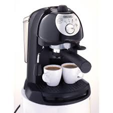 small kitchen appliances small appliances home depot 6 cup dual function filter espresso machine