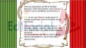 imagenes de la revolucion mexicana en preescolar revolucion mexicana para niños material didactico para imprimir