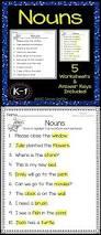 Worksheets On Interjections Best 20 Nouns Worksheet Ideas On Pinterest Noun Activities