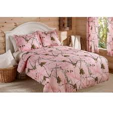 camo bedroom set realtree pink camo comforter set