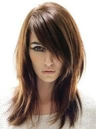 medium length cute hairstyles cute bangs hairstyles medium hair cute haircuts for wavy hair that