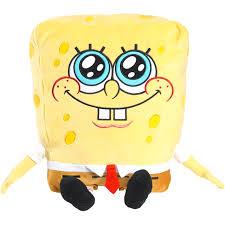 spongebob squarepants jumbo plush walmart com