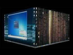 plusieurs bureaux windows 7 tuto fr hd dexpot ou comment avoir plusieurs bureaux sur