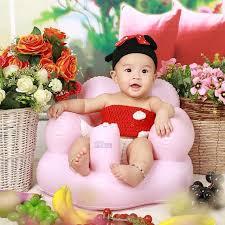siege gonflable b siège de bain enfant canapé chaise siège gonflable bébé enfant