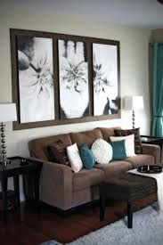 brown turquoise living room decor u2013 living rooms collection