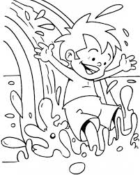 8 summer coloring pages images coloring sheets