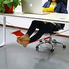 support t hone portable bureau hammock office home desk rest adjustable portable leg