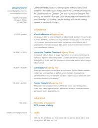 Resume Simple Design 17 Best Clean Resumes Images On Pinterest Cv Design Resume Cv