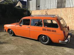 volkswagen squareback engine orange squareback 1972 type 2 detectives