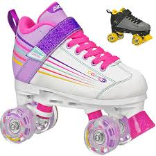 roller skates with flashing lights pacer comet roller skates kids light up skates