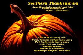 southern florida thanksgiving menus