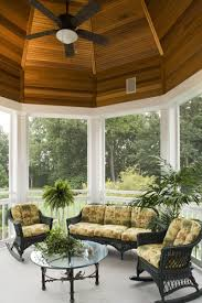 simple screened in porch ideas screened porch skylights in