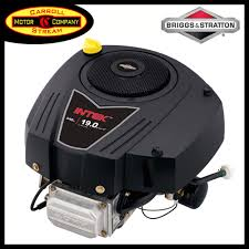briggs u0026 stratton intek 19 gross hp vertical shaft gas engine