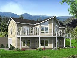 house plans for sloping lots 69 best homes for the sloping lot images on