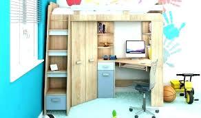 lit mezzanine enfant avec bureau lit mezzanine placard lit mezzanine avec armoire et bureau bureau