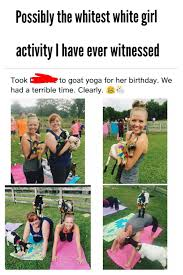 Yoga Meme - never knew goats and yoga go together meme by marveldcfreak4