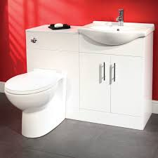 witching bathroom corner vanity unit basin using semi recessed